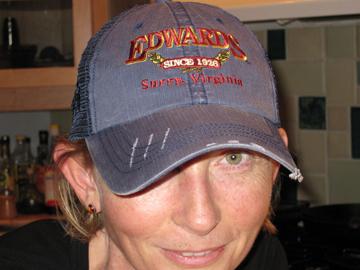 Edwards Bacon cap