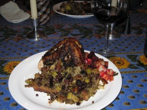My plate o chicken
